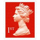 Royal Mail 1st Class Stamps