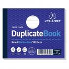 Challenge Duplicate Book 105x130mm