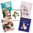 New Dimensions Greeting Cards KK