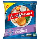 Aunt Bessies 4 Large Yorkshire Puddings PM £1