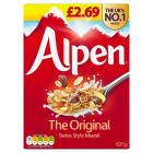 Alpen Original PM £2.69