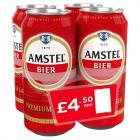 Amstel Lager PM £4.50