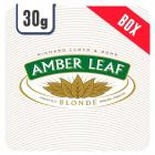 Amber Leaf Blonde Crush Proof Box Rolling Tobacco - Half Outer