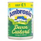 Ambrosia Custard PM £1