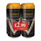 Amber Strong PM £2.99