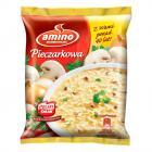Amino Mushroom Soup
