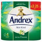 Andrex Skin Kind Aloe Vera Toilet Roll PM £2.25
