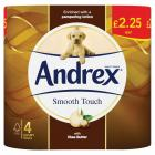 Andrex Smooth Touch Shea Butter Toilet Roll PM £2.25