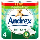 Andrex Skin Kind Toilet Roll PM £2.50