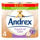 Andrex Touch of Care Toilet Roll PM £2.50