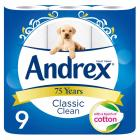 Andrex Classic White Toilet Roll