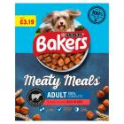 Bakers Meaty Meals Beef PM £3.19
