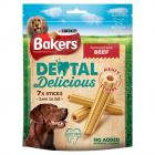 Bakers Dental Delicious Medium Dog Beef