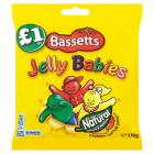 Bassetts Jelly Babies Bag PM £1