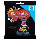 Bassetts Liquorice Allsorts Bag PM £1