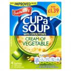 Batchelors Cup A Soup Cream of Veg Sachets PM £1.39