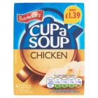Batchelors Cup A Soup Chicken Sachets PM £1.39