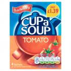 Batchelors Cup A Soup Tomato Sachets PM £1.39