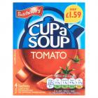 Batchelors Cup A Soup Tomato Sachets PM £1.59