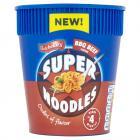 Batchelors Super Noodles Pot Beef PM £1.20