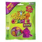 Bazooka Candy Big Baby Pop Gummies Fizzy