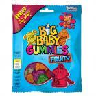 Bazooka Candy Big Baby Pop Gummies Fruit