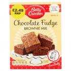 Betty Crocker Chocolate Fudge Brownie PM £2.49