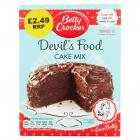 Betty Crocker Devils Food Cake Mix PM £2.49