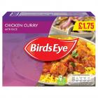 Birds Eye Chicken Curry With Rice PM £1.75