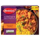 Birds Eye Chicken Tikka Masala with Rice PM £1.99