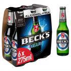 Becks Blue Alcohol Free Beer Bottles