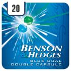 Benson & Hedges Blue Dual Double King Size - Half Outer