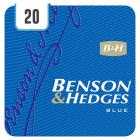 Benson & Hedges King Size Blue - Half Outer