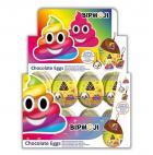 Bip Licence Mix Chocolate Eggs