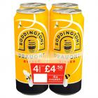 Boddingtons Draught Bitter Beer Cans PMP £4.50