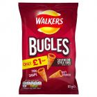 Walkers Bugles BBQ PM £1