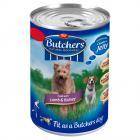 Butchers CIJ Lamb & Kidney PM 75p