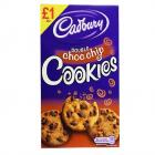 Cadbury Double Choc Chip Cookies PM £1