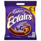 Cadbury Eclairs Bag PM £1