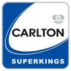 Carlton Superkings Bright Blue