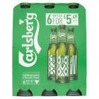 Carlsberg PM 6 for £5.59