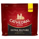 Cathedral City Extra Mature Cheese PM £2.89