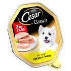 Cesar Chicken & Turkey 2 For £1.50