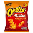 Cheetos Twisted Flamin Hot PM £1