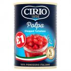 Cirio Chopped Tomatoes PM £1
