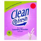 Clean N Fresh Washing Powder Lavender PM £1