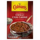 Colmans Chilli Corn Carne PM 99p