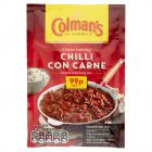 Colmans Chilli Corn Carne PM 99p
