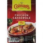 Colmans Chicken Casserole PM 99p