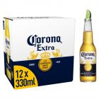 Corona Extra Premium Lager Beer Bottle